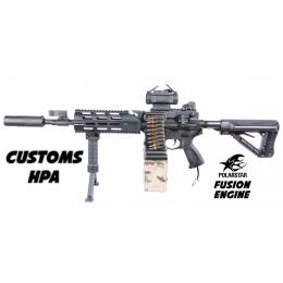 Custom By AG G&G LMG Noir + Polarstar Fusion Engine HPA