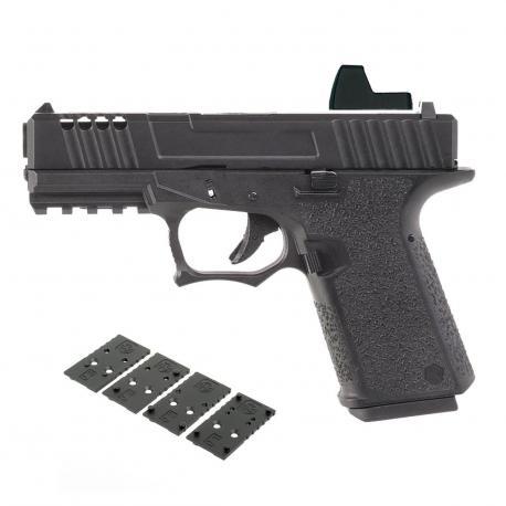 Pistolet VX9 GBB Precut AW Custom VX-9110 Noir