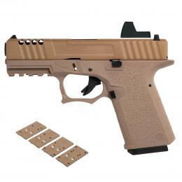 Pistolet VX9 GBB Precut AW Custom VX-9111 Tan