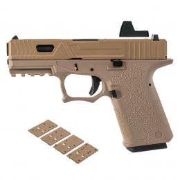 Pistolet VX9 GBB Precut AW Custom VX-9311 Tan