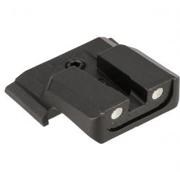 Rear sight for S&W M&P9 pistol GBB