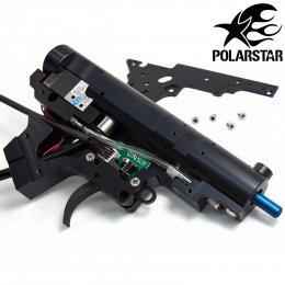 Fusion Engine System HPA Poppet Black nozzle Blue V2 Gen 3 M4/M16