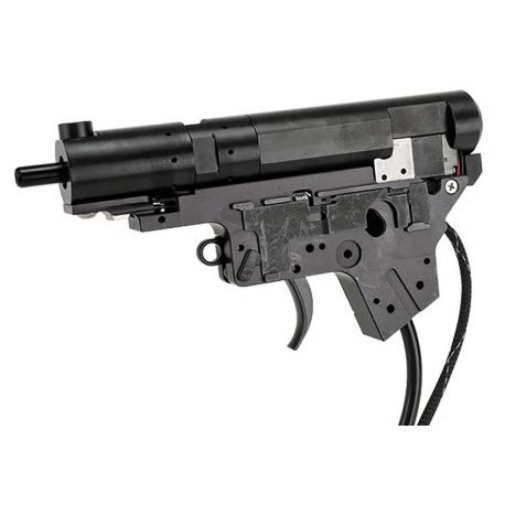 Système Fusion Engine HPA Poppet Rouge nozzle Noir V2 Gen 3 M4/M16