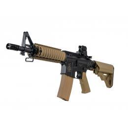 ABS Assault rifle Colt M4 AEG Black/Tan