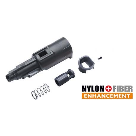 Guarder Loading muzzle renforcé + valve set pour Marui G17/22/26/34
