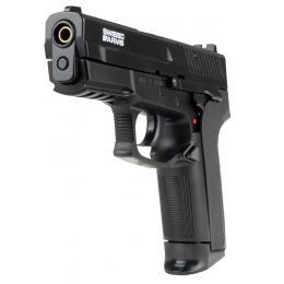 Pistolet MLE HPA culasse métal manuel à ressort Noir