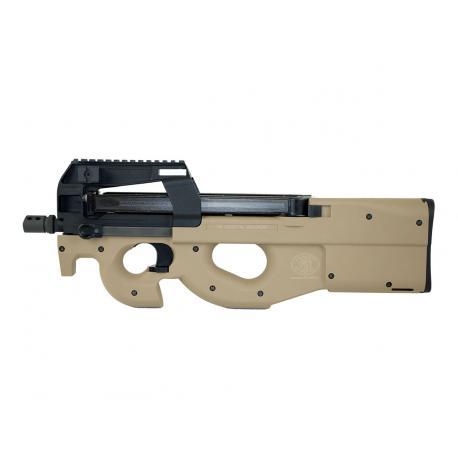 Pistolet mitrailleur FN P90 GBBR Dark Earth