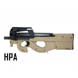 Customs by AG Pistolet mitrailleur FN P90 HPA Dark Earth ( US )