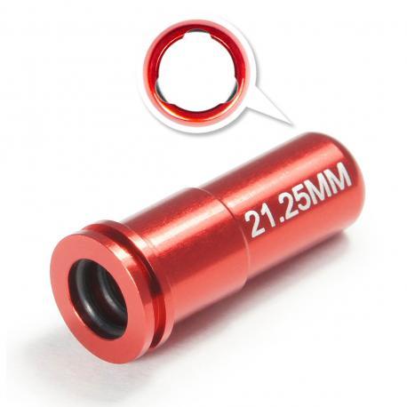 Nozzle CNC aluminium pour AEG 21.25mm