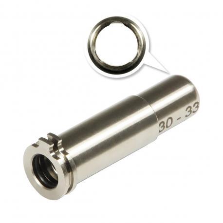 Nozzle CNC Titanium AEG ajustable de 30mm à 33mm