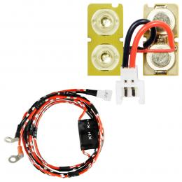 Dual UV LED boards and new module set for Hop Up Chamber Maxx ME/MI series