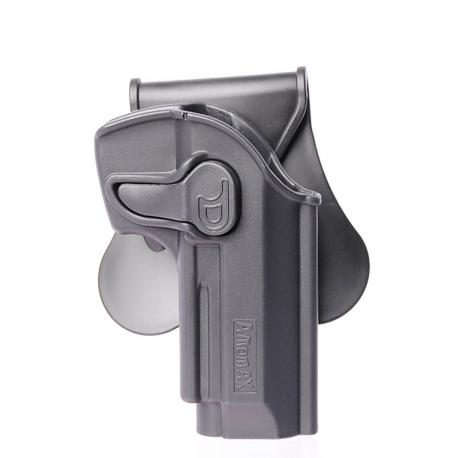 Amomax Holster pour Beretta M9/92S/92FS GEN2 noir