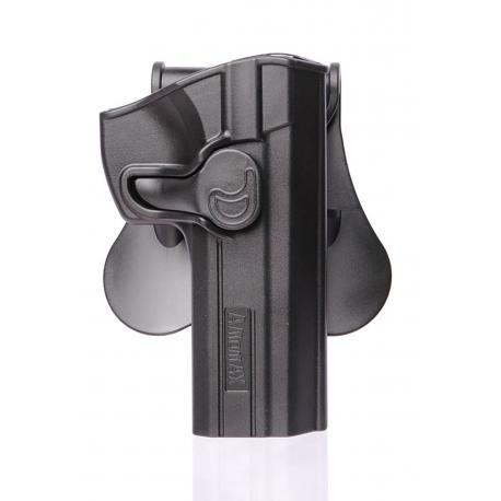 Amomax Holster pour CZ 75 SP01 GEN2 noir