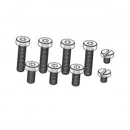 Set de vis pour gearbox V2 / SR25