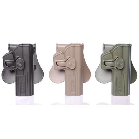 Amomax Holster pour Glock 17/22/31 GEN 2