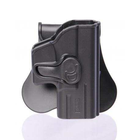 Amomax Holster pour Glock 27 GEN2