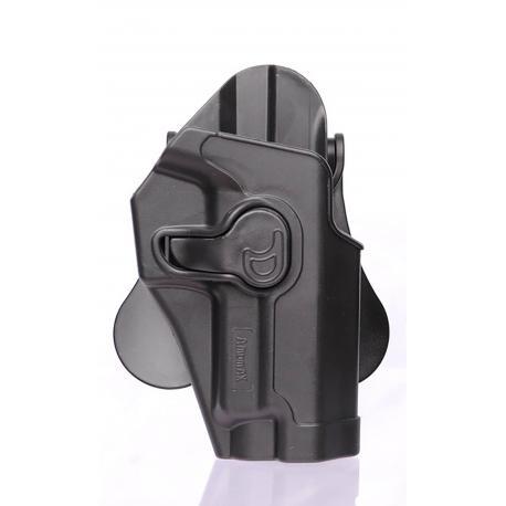 Amomax Holster pour SIG P226 GEN2 Noir