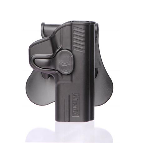 Amomax Holster pour M&P9/40 GEN 2 noir