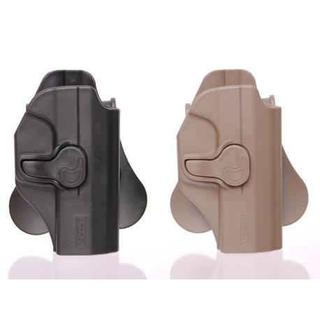 Amomax Holster pour Walther P99 Gen2