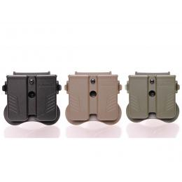 Porte chargeur double universel pour 9mm /.40 / .45