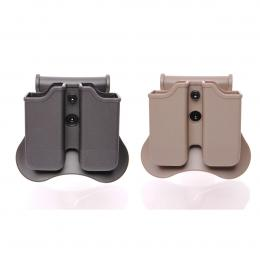 Double mag pouch for Glock and SIG SP2022