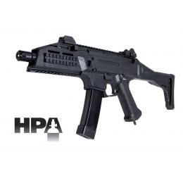 ASG Pistolet Mitrailleur CZ Scorpion EVO 3 A1 HPA Noir