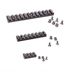 Rail Keymod en aluminium CNC