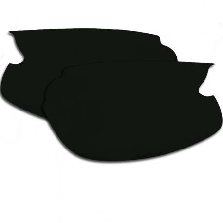 Verres balistique de rechange pour lunettes Sharp Edge Noir