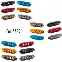 Canon externe en almuminium CNC pour AAP01