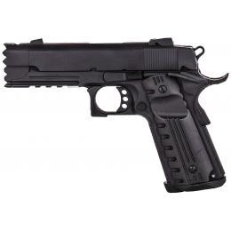 Gas pistol 1911 Strike black/silver
