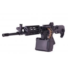 Fusil mitrailleur LMG MCR 6670 AEG Noir