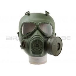 Masque immitation Gaz M04 ventilé army green