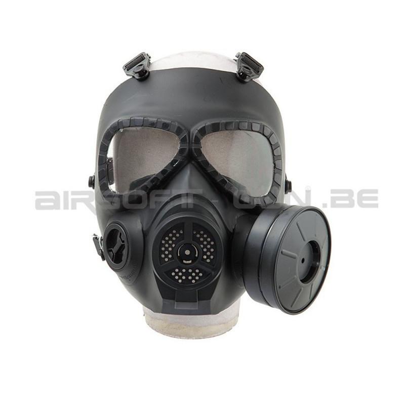 masque gaz m04 ventil black. Black Bedroom Furniture Sets. Home Design Ideas