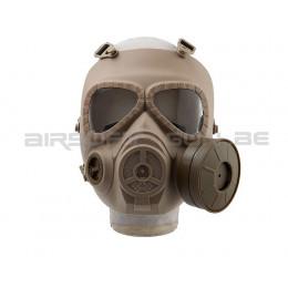 Masque à Gaz M04 ventilé Tan