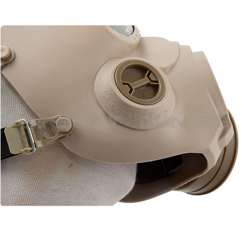 masque gaz m04 ventil tan. Black Bedroom Furniture Sets. Home Design Ideas