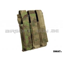 SWAT triple poche a chargeur Mp5 A-tacs Fg