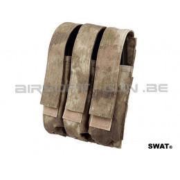 Swat triple poche pour chargeur MP7, MP5, MP9 A-tacs
