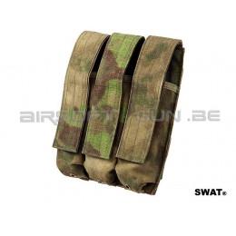 Swat triple poche pour chargeur MP7, MP5, MP9 A-tacs Fg