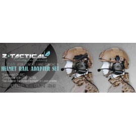Z tactical Adaptateur casque pour Comtac 1 & 2