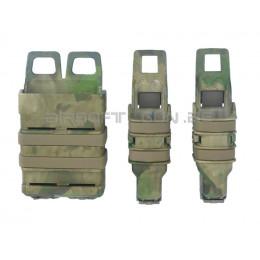 Fast mag chargeur M4 et 2 chargeur MP5 ou GBB A-tacs fg