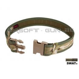 SWAT ceinture cordura de 5cm Multicam