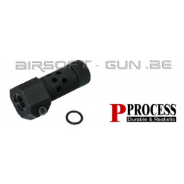 Guarder steel supressor pour Type 96, L96, MB01, APS série ( type B )