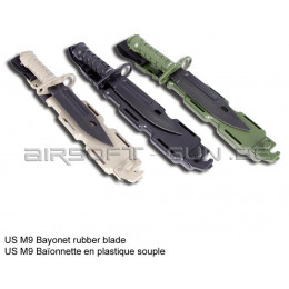 Bayonnet m9 divers coloris