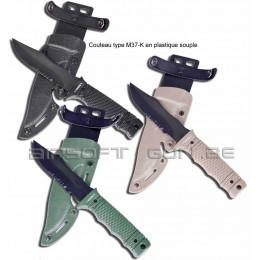 Couteaux m37-K divers coloris