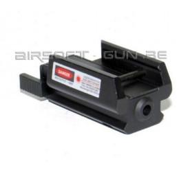 Micro laser pour GBB