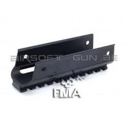 System rail pour MP7 type 2