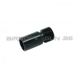 Adaptateur 14mm- CCW pour MP7