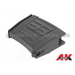 A&K chargeur low cap 40 billes pour svd dragunov spring