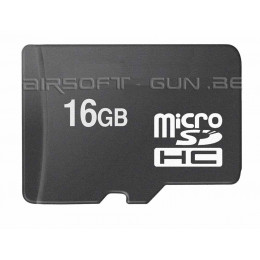 Carte micro SD 16GB