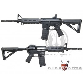 King arms Smith & Wesson M&P15 MOE magpul aeg